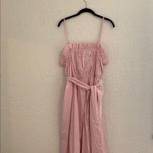 Cami Dress with Ties